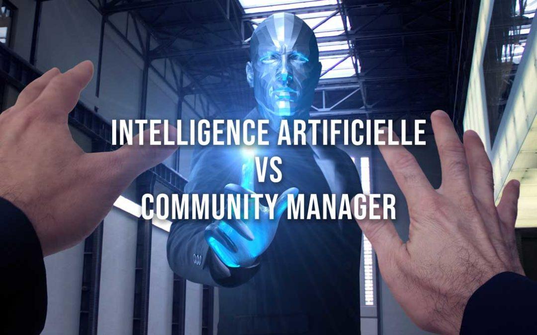L'intelligence artificielle va-t-elle tuer le community manager ?